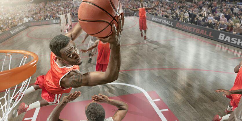 Basketball Playoff Finals