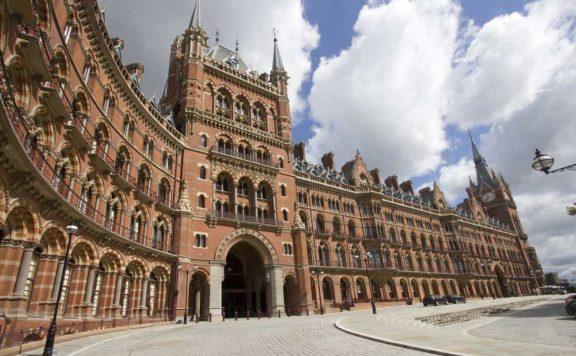Open House London participant St Pancras Renaissance Hotel