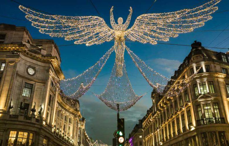 Regent's Street Lights