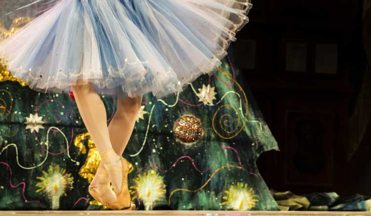 Ballet in London with the Nutcracker