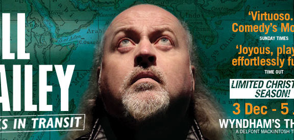 Bill Bailey - one of the kings of stand up comedy in London