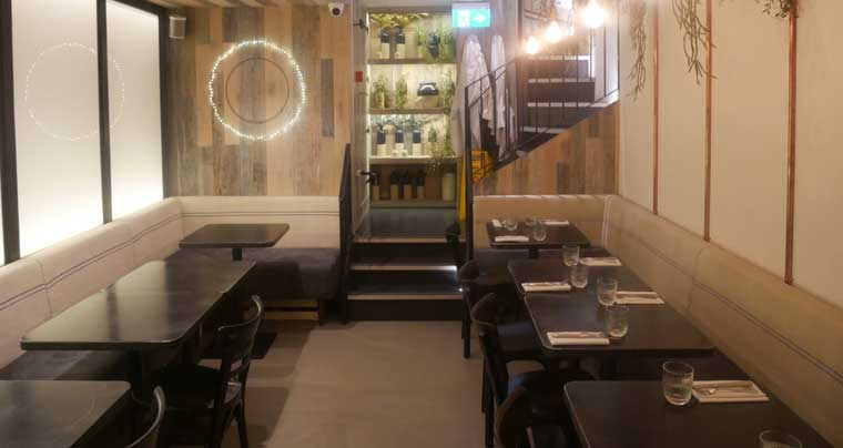 L'ami Malo - traditional French food in London