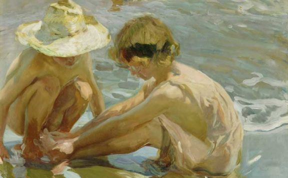 Sorolla Spanish Master of Light at the National Gallery