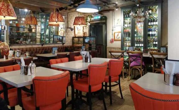 Bill's Restaurant - Gluten free restaurants in London