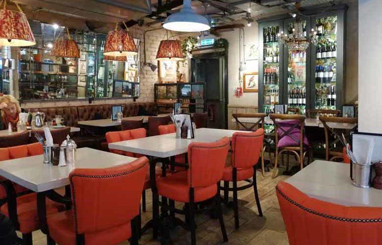 Bill's Restaurant - Gluten free restaurants in London