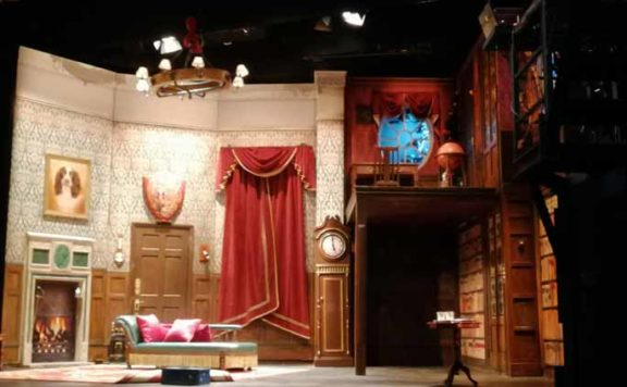 The Play That Goes Wrong London Theatre