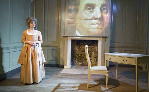 The Historical Experience at Benjamin Franklin House