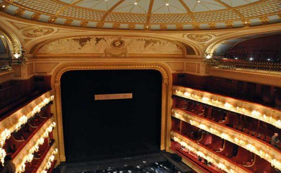 he Royal Opera House, Covent Garden