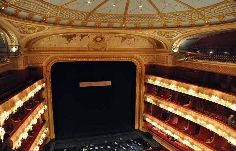 he Royal Opera House, Covent Garden