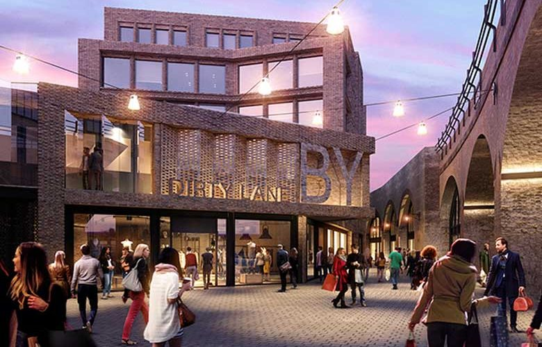 Borough Yards Development