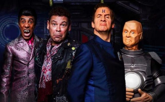 Red Dwarf 13 preview