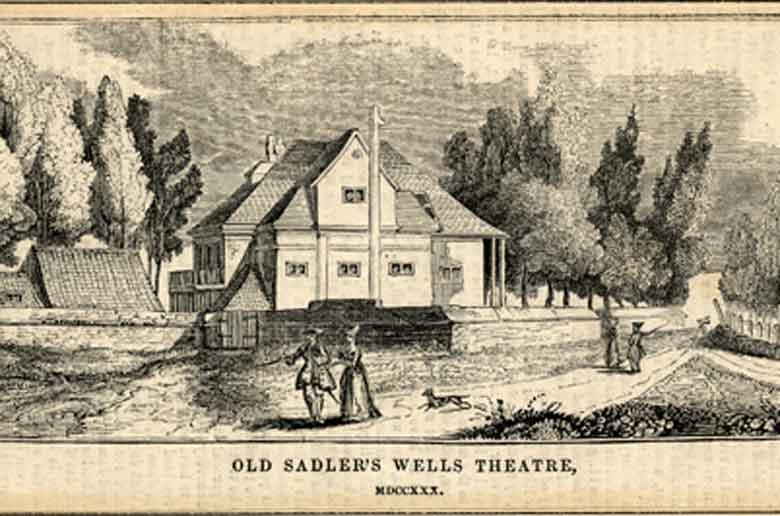 First Sadler's Wells Theatre