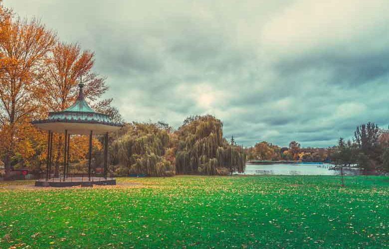 Hyde Park 10k