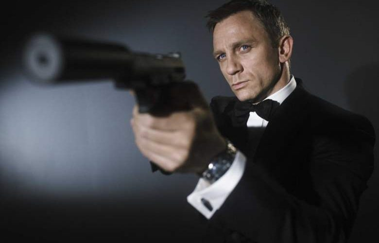 No Time to Die Bond 25
