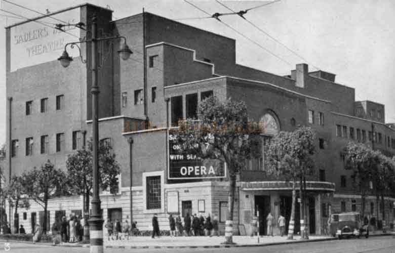 The Fifth Sadler's Wells Theatre