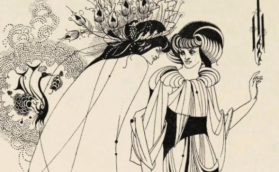 Aubrey Beardsley at Tate Britain