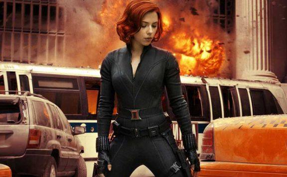 Black Widow movie preview