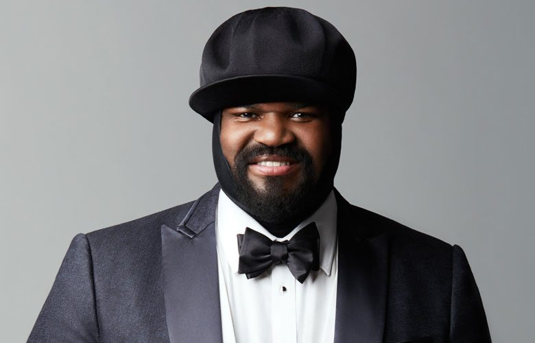 Gregory Porter at the Albert Hall