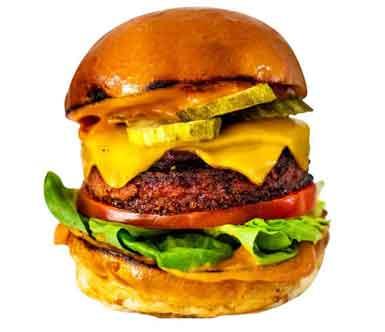 The Vurger Co New York Melt