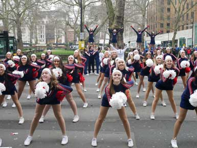 Things to do in London in January 2020 London New Year's Day Parade