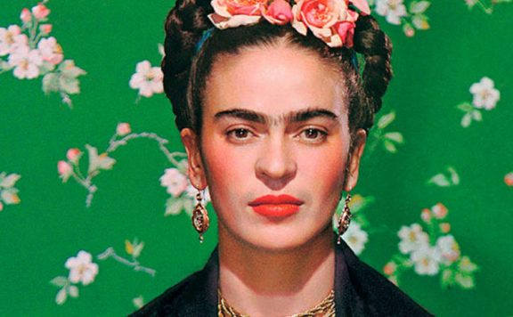 Faces Of Frida Exhibition