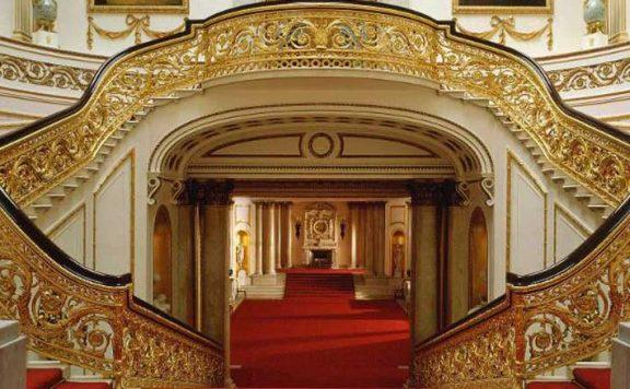 Virtual Tours of Buckingham Palace