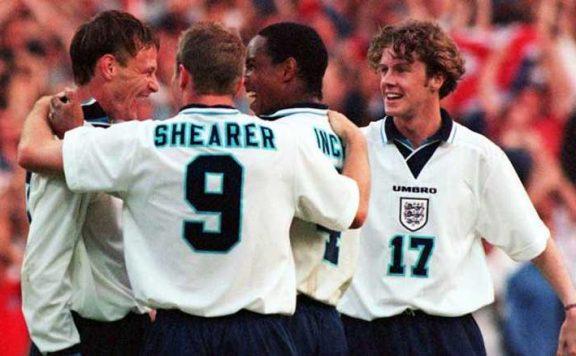 Euro 96 on ITV
