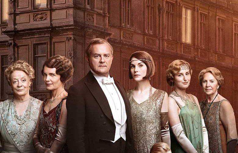 virtual Tour of Downton Abbey