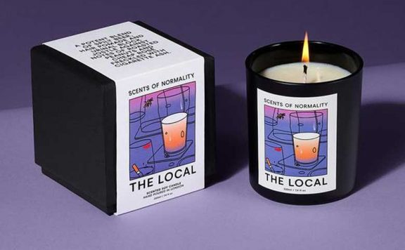 Candle That Smells Like Your Local Pub