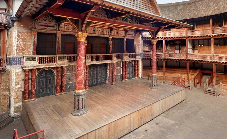 Shakespeare's Globe reopening