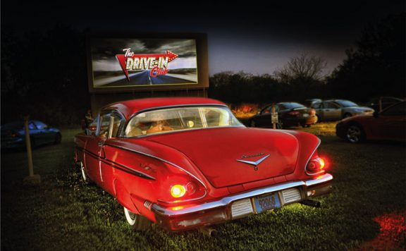 The Drive In Club