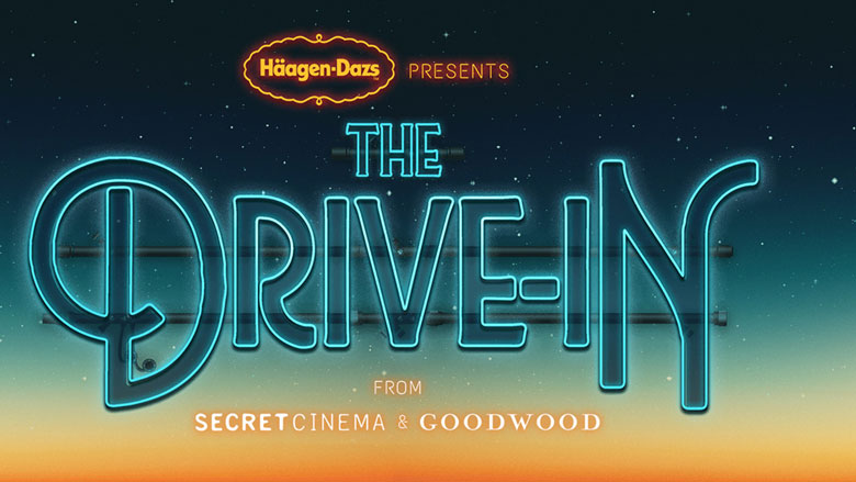 The Drive In From Secret Cinema