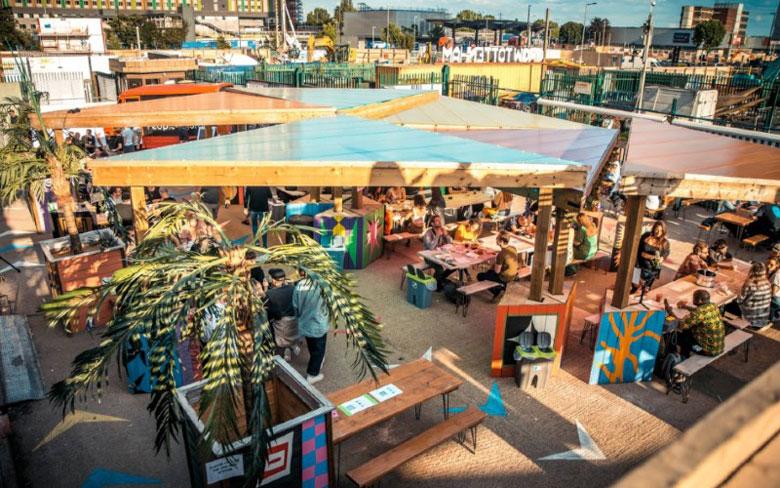 Costa Del Tottenham reopening weekend