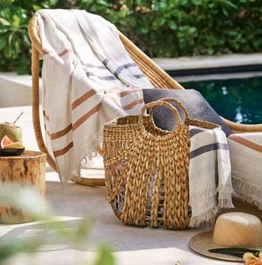 H&M Basket Bag