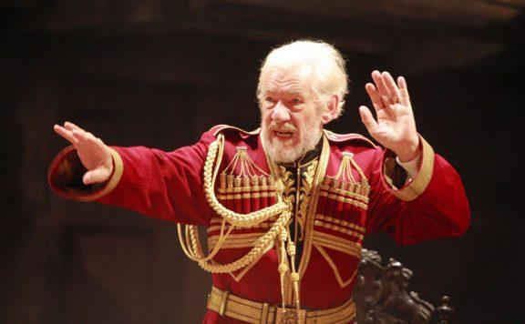 Hamlet with Sir Ian Mckellen