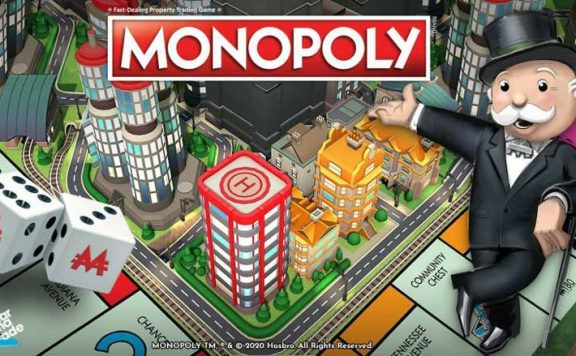 Monopoly coming to London