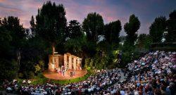 Regent's Park Open Air Theatre Reopens