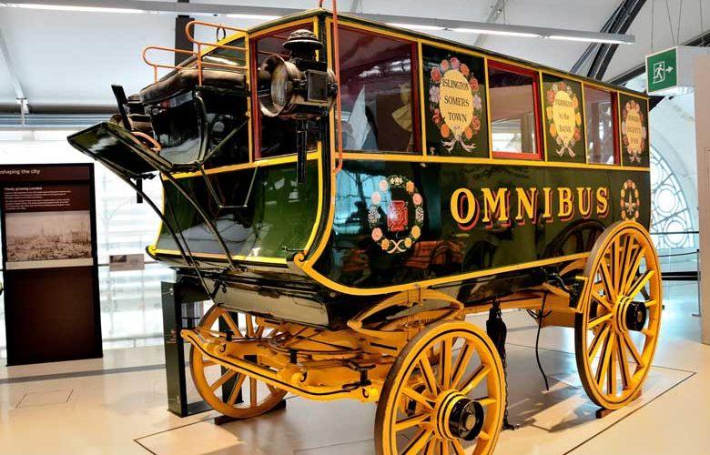 London Transport Museum Depot Summer Season