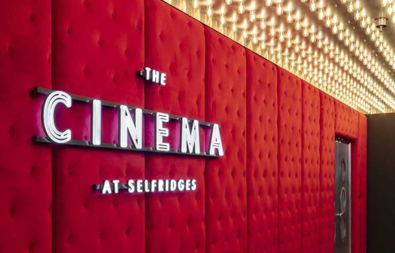 The Cinema At Selfridges is now available for private hire