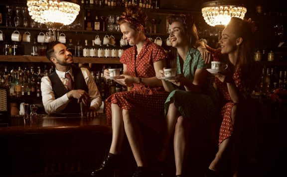 Allo Allo Supperclub at Cahoots