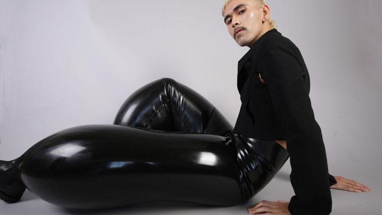 Harri's Inflatable Trousers 2