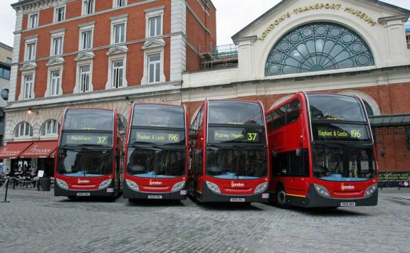London Transport Museum to reopen