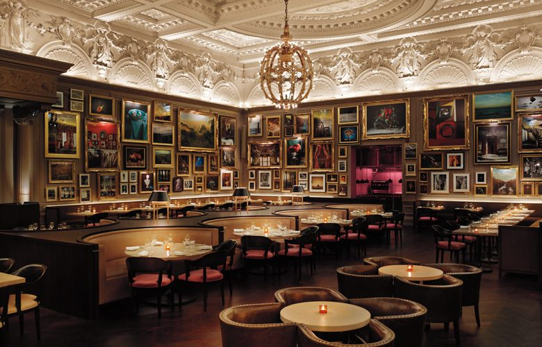 The Berners Tavern