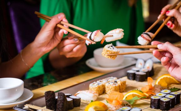 The Pantechnicon Japanese dining