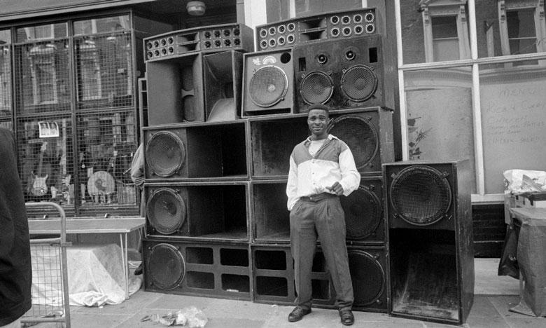 Dub London - Bassline of the City