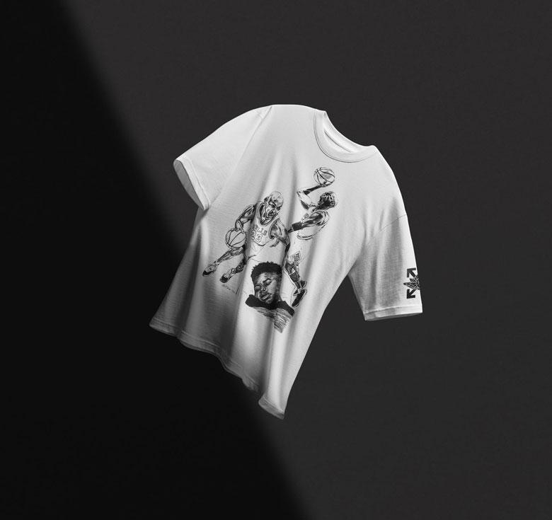 Jordan x Off-White t-shirt