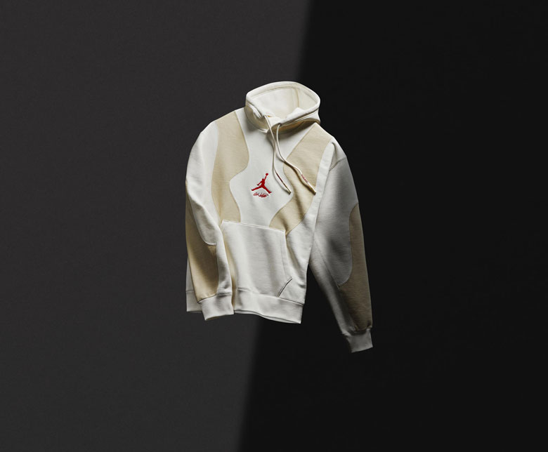 Jordan x Off-White Collection hoodie