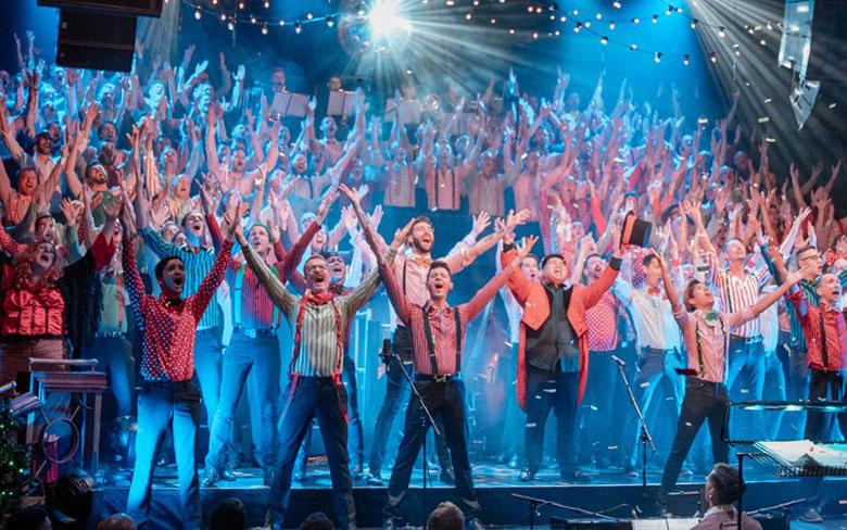 London Gay Men's Chorus - Homo Alone