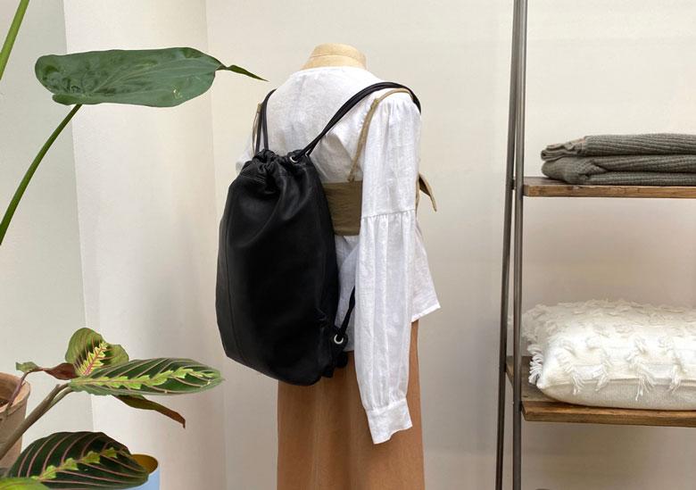 Taylor Yates bag at the Maiyet Collective