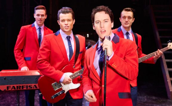 The Jersey Boys to christen new Trafalgar Theatre